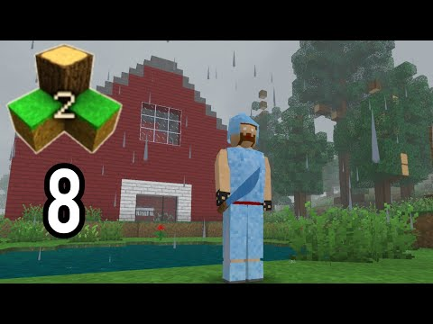 survivalcraft-2---gameplay-walkthrough-part-8:-the-barn