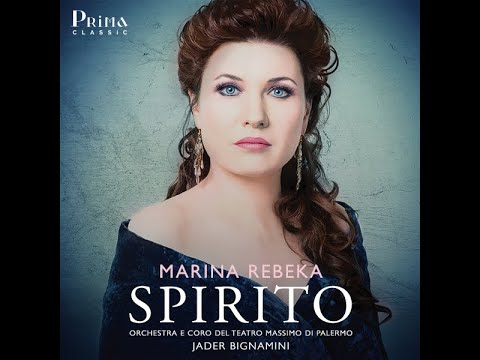 Marina Rebeka - The Making of Spirito