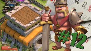 Estrenando la habilidad del Rey Bárbaro | Maximizando TH8 #12 | Descubriendo Clash of Clans