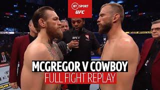 Conor McGregor vs Donald Cerrone | UFC 246 full fight replay