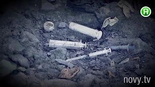 Наркоманы с бетонными грибами атакуют маленьких детей. «Абзац!» 15.09.2015
