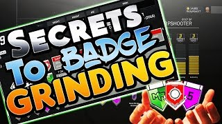 SECRET TIPS TO OBTAIN BADGES IN NBA 2K17 WAY FASTER THEN YOU SHOULD! UNLOCK ANY BADGE IN 1-2 GAMES!