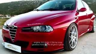 Alfa Romeo 156 WTCC Replica & GTV Cup Replica Stile Italia Democar V6 Busso