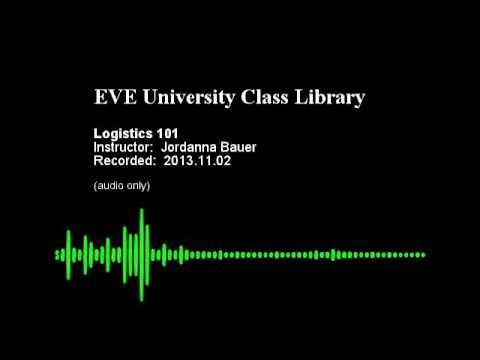 Logistics 101 2013.11.02