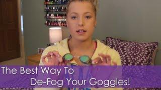 Swim Hack: The Best Anti-Fog For Goggles!
