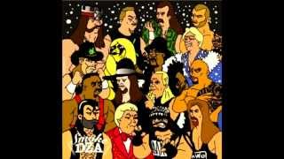 Ringside 2 (FULL Mixtape) [Rap Mixtape about WWE] - Smoke DZA & 183rd