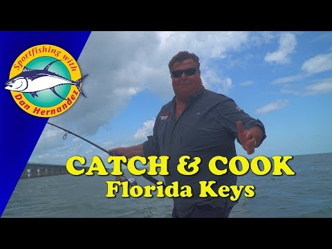 Catch & Cook in the Florida Keys   | SPORT FISHING
