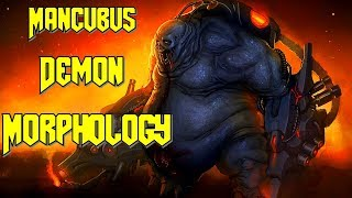 Prepping for Doom Eternal: The Mancubus Demon Explained | Doom 2016 Lore Morphology Death Animation