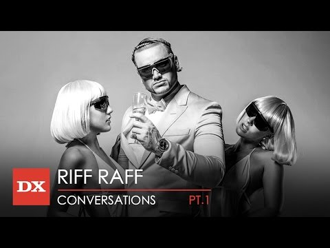 RiFF RAFF Talks Peach Panther Album & Movie