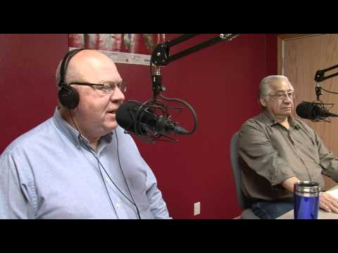 Native American Radio Station KOJB - Lakeland News at Ten - October 24, 2011.m4v