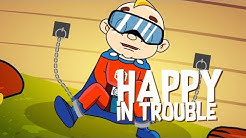 Happy Kid | Happy in Trouble | Episode 44 | Kochu TV | Malayalam