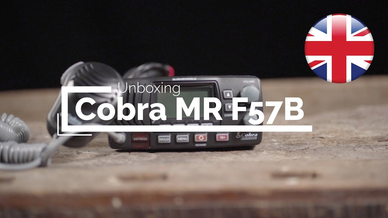 Löschdecke Test Cobra Mr F57b E Vhf Radio Only 129,95 € Buy Now | Svb