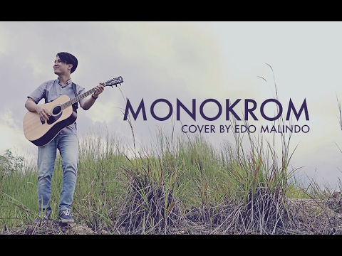 TULUS - MONOKROM (COVER BY EDO)