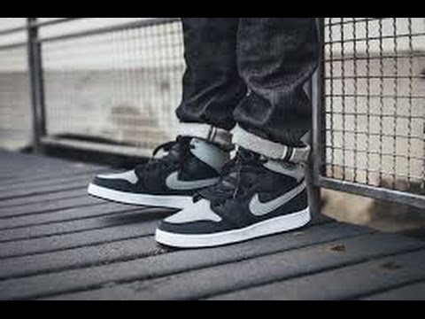 online store c3242 dc213 Canvas Over Leather   Unboxing AJ1 KO