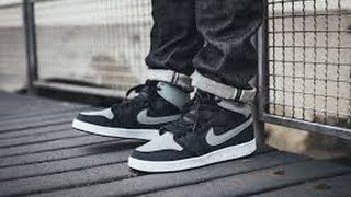 canvas over leather   unboxing aj1 ko shadows   in depth review w on feet