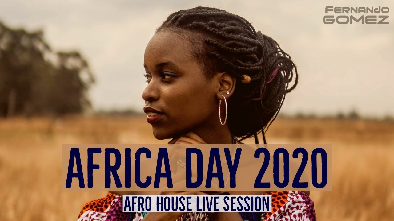 Download Afrohouse Live Mix - Africa Day 2020