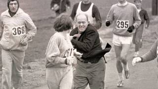 Kathrine Switzer: First Woman to Enter the Boston Marathon | MAKERS.com