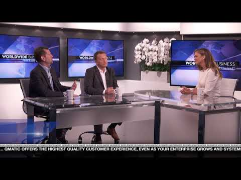 Qmatic featured on Worldwide Business with kathy ireland®