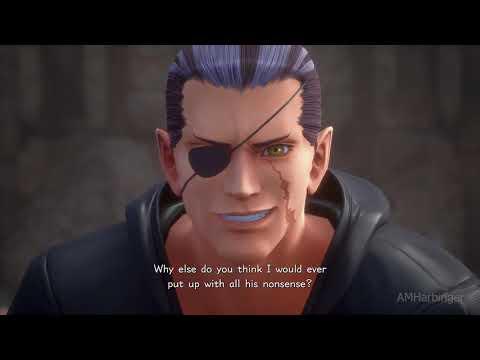 Kingdom Hearts III - All Organization 13 Members Death