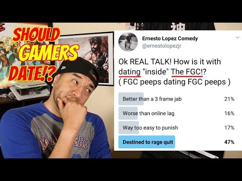 what is gamer dating