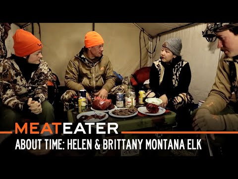 Download About Time: Helen and Brittany Hunt Elk in Montana | S5E08 | MeatEater