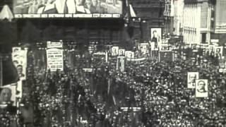 Москва. 1 мая 1975 года. Первомайская демонстрация