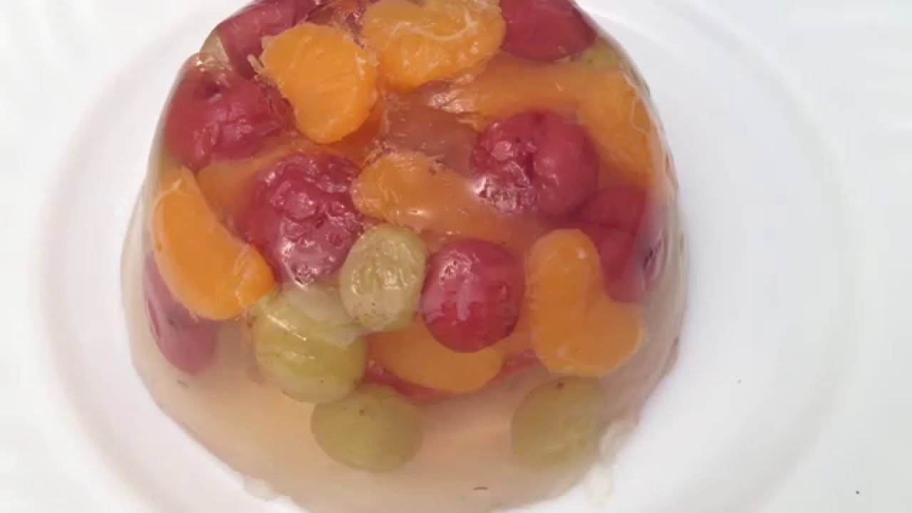 заливное фруктовое рецепты с фото поздравления