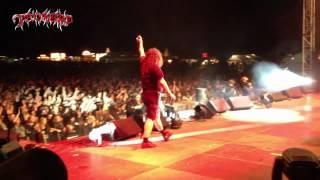 TANKARD - (Empty) Tankard - live @ Party.San 2012