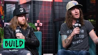 The Members Of Cadillac Three Talk