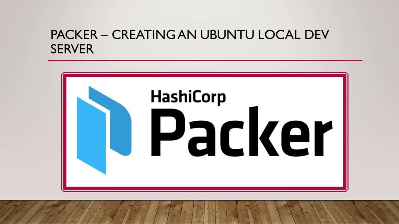 Packer Intro