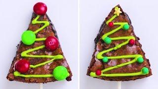 Новогодние десерты: милые украшения для любого праздничного стола