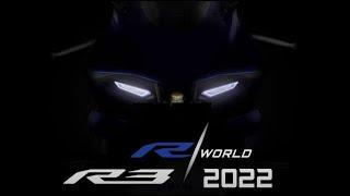 Tin nhanh 24/7 - Xem trước Yamaha R3/R25 2022 lộ diện.