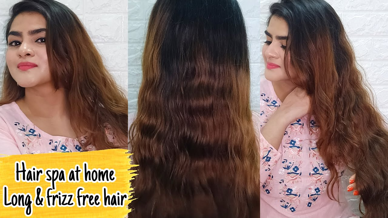 How to get frizz free shiny hair at home | Hair care routine | Matrix Opti care