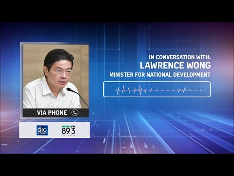 Phase 1 starts today - Lawrence Wong speaks to Money FM on life post-circuit breaker | THE BIG STORY