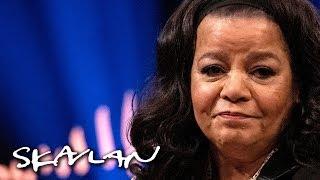 She survived the Jonestown massacre – hear Leslie Wagner-Wilson's gripping story | SVT/TV 2/Skavlan