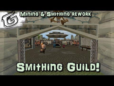 Smithing Guild - Artisan's Workshop Re-purpose