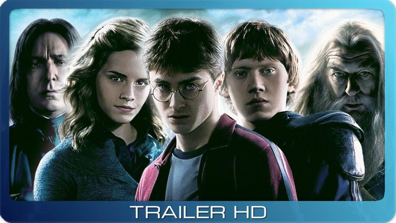 Harry Potter und der Halbblutprinz ≣ 2009 ≣ Trailer #1