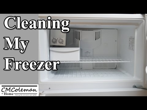 Quick Freezer Cleaning