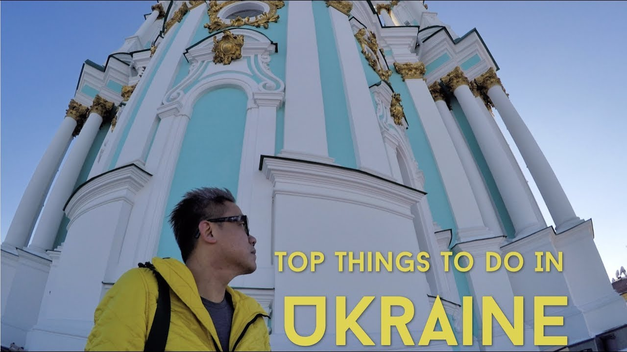 Prime Issues To Do In Ukraine (Kyiv & Lviv Journey Information)