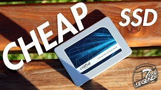 Crucial MX500 - Affordable SSD Review