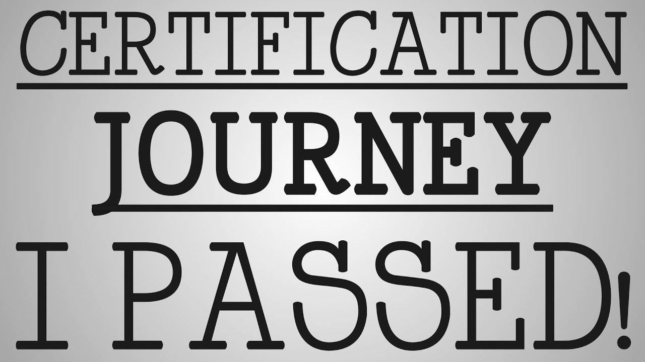 Pccn Certification Journey I Passed Youtube