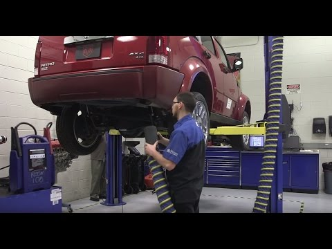 Tidewater Community College Mopar Chrysler Career Automotive Program
