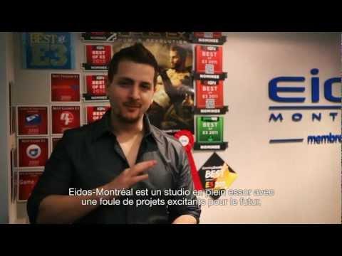 Eidos-Montréal's Fifth Anniversary