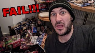 UNBOXING FAIL!!! PACKAGING RUINED!!!