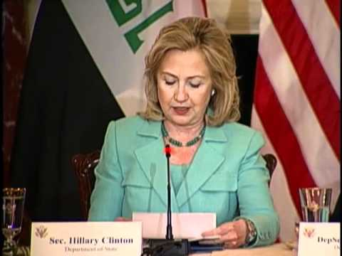 Secretary Clinton Participates in the Business Forum Promoting Commercial Opportunities in Iraq Q&A
