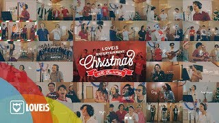 loveis-christmas-all-the-way-all-artists-official-mv