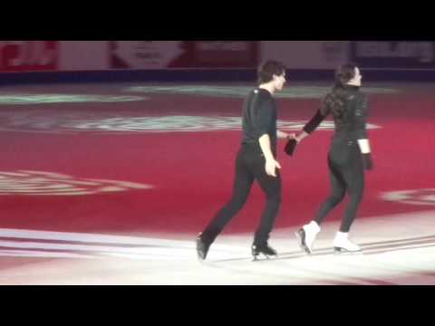 are tessa virtue and scott moir dating each other