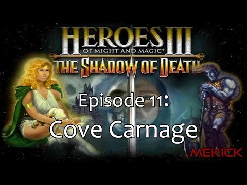 Heroes of Might and Magic III: Cove 1v7 FFA (200%)