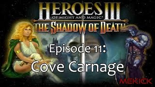 heroes of Might and Magic III: Cove 1v7 FFA (200)