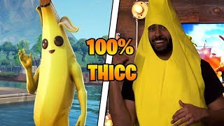 BEST FORTNITE THICC SKINS IN REAL LIFE!